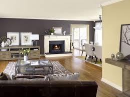 wohnzimmer farbgestaltung wohnzimmer einrichtung braun grau creme rustikale accessories