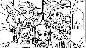 my little pony equestria girls coloring pages coloring home