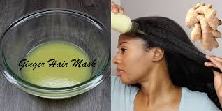 mega hair growth ginger hair mask youtube