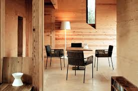 Living Room Design In Shades Of Light Wood Interior Design Ideas - Wood living room design