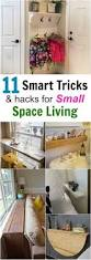 29 best small spaces images on pinterest small spaces storage 11 smart tricks for small space living household organizationorganization ideasstorage