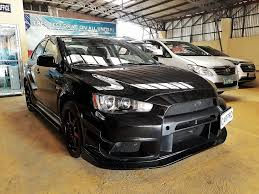2010 mitsubishi lancer ex mt carpro quality used car dealer