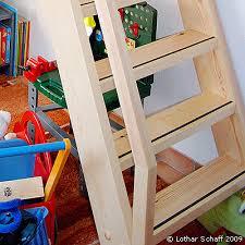 leiter f r treppe etagenbett mit treppe kinderhochbett mit treppe 031c