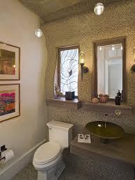 Contemporary Bathroom Tile Design Ideas by 68 Best Powder Rooms Images On Pinterest Bathroom Ideas Powder