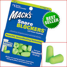 Blockers Uk Macks Snore Blockers Earplugs For Sleeping With 32db Nr 12 Pairs