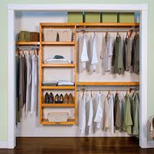 john louis home 16 in depth deluxe closet organizer hayneedle