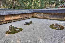 a blogography of photography ryoan ji zen rock garden