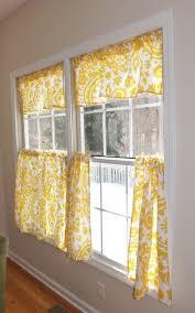 kitchen curtain ideas photos lovely yellow kitchen curtains and best 25 kitchen curtains ideas
