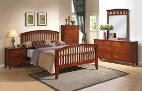 American Craftsman Home Furniture Store American Craftsman Slatted Bedroom Set With