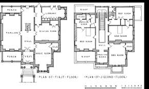 Floor Plans With Porches by House Plan Plantation House Plans Southern House Plans Wrap