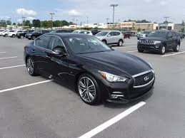 2014 used infiniti q50 premium 1 owner leather backup camera