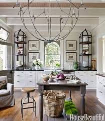 no cabinets in kitchen kitchen trend no upper cabinets open kitchens house beautiful
