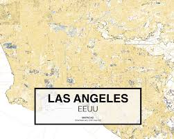Los Angeles City Limits Map by Download Los Angeles Dwg Mapacad
