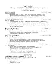 Sample Resume For Master Degree Application by Resume For Graduate Chronological Resume Example Grad