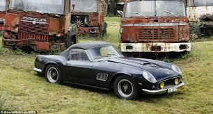 Barn Finds For Sale Australia Treasure Trove Of Classic Cars Worth 12m Found On French Farm