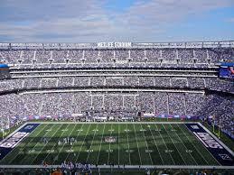 metlife stadium new york giants football stadium stadiums of