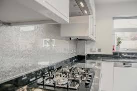kitchen splashback ideas uk pale blue glass splashback glass splashbacks are not reserved for