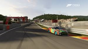 fantasy race my garage and designs paint booth forza forums