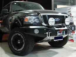 ranger ford 2001 ford ranger bumpers off road new south american winch bumper