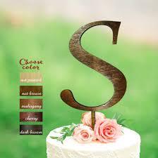 s cake topper letter s cake topper cake topper letter s cake topper