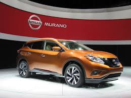 nissan murano vs ford escape 2015 nissan murano first look live photos