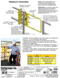 Self Closing Stair Gate by Cotterman Self Closing Safety Gate Adjustable
