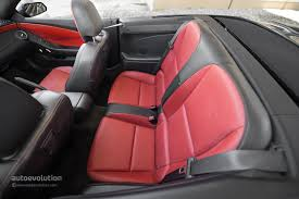nissan 370z back seat 2014 chevrolet camaro rs convertible review autoevolution