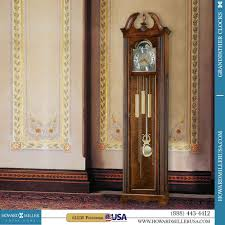 Howard Miller Clock Value Howard Miller Traditional Grandfather Chain Floor Clock 610520 Chateau