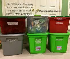 storage organization tips odds