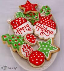 Recipe Decorated Cookies 393 Best Galletas Decoradas Navidad Images On Pinterest