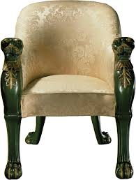 regency tub chair by stately homes 5050 baker furniture