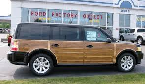 2009 ford flex fan losing the woody ford flex forum