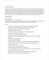 Sales And Marketing Resume 23 Marketing Resume Templates Free U0026 Premium Templates