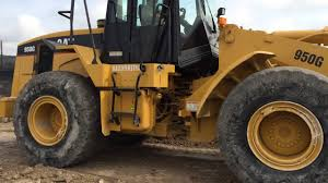 2005 cat950g youtube