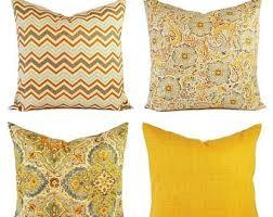 gold pillow etsy