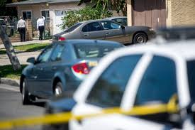 Backyard Parking Backyard Of Santa Ana Home Where Body May Be Buried Is Crime Scene