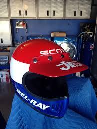 motocross helmet decals retro moto 3 style team honda helmet old moto motocross