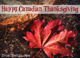 canadian thanksgiving fun facts from tracie october 2012