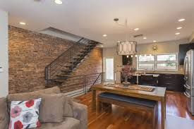 how much for a renovated fairmount rowhome curbed philly