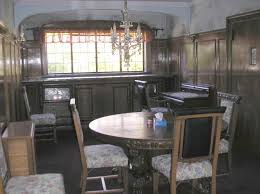 Caro Mi Dining Room - c 1920 tudor revival in caro michigan oldhouses com