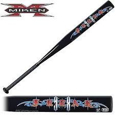 composite bats for softball miken msfn freak 98 e flex composite pitch softball bat