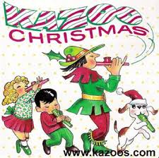 christmas cd kazoo christmas cd kazoobie kazoos
