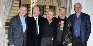 monty python 30 years of near reunions from the comedy troupe