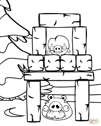 foreman and corporal pig coloring page free printable coloring pages