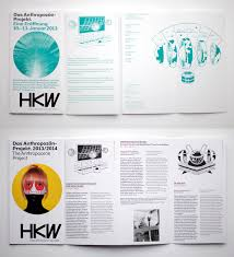 flyer designen programm haus der kulturen der welt berlin benedikt rugar