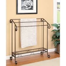 coaster 3 tier metal towel rack bronze walmart com