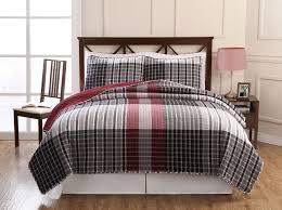 Plaid Bedding Set Bedding Sets Red Plaid Bedding Sets Mvzctie Red Plaid Bedding