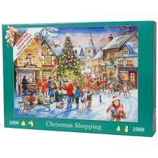 shopping 1000 jigsaw puzzle from jigsaw puzzles