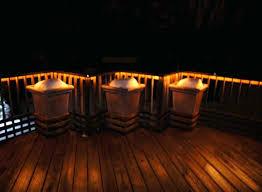 outdoor deck lights string outdoor deck lighting ideas home in
