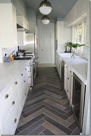 your everyday tile extraordinary with herringbone patterned